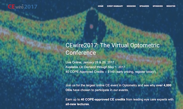 CEwire2017 is here!