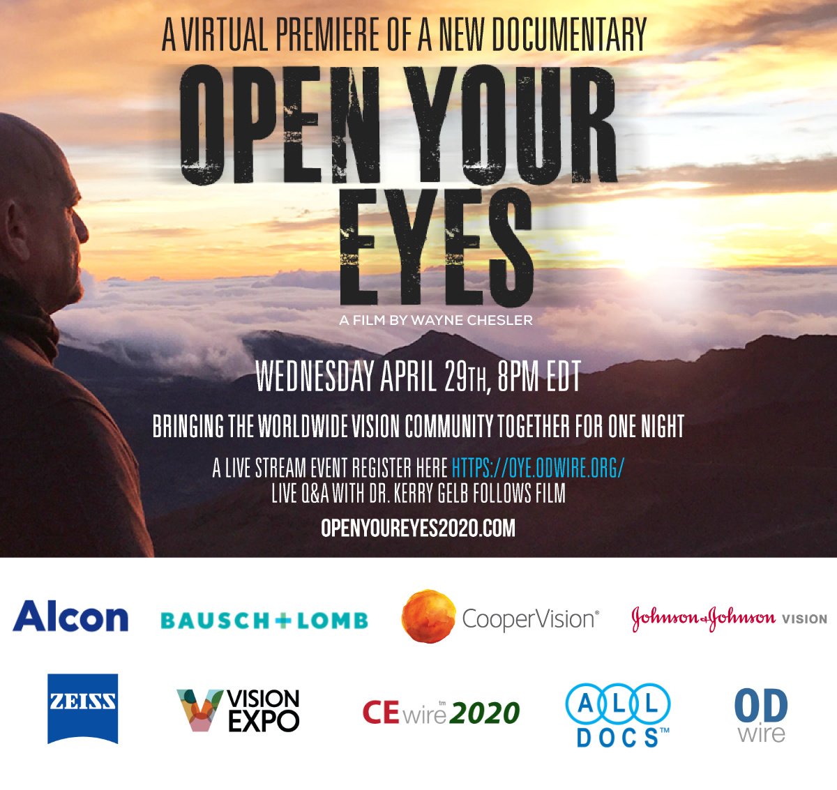 Open Your Eyes: The Movie