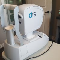 DRS fundus camera by Centervue