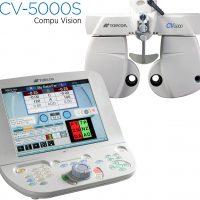 Topcon CV5000S Digital Refraction System – Brand New